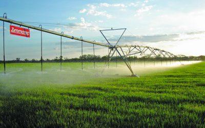 Las ventajas de Lindsay Irrigation